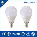 Couvercle en verre E26 blanc chaud de gradation 18W Ampoule LED