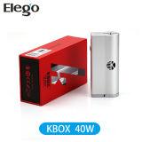 Kanger Kbox 40 vatios con el E-Cigarrillo de la MOD de 18650 baterías