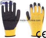 Cinda Calibre 10 paume enduite de latex des gants de sécurité