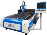 Cortadora inoxidable del laser de la fibra del acero de carbón