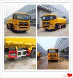 Dongfeng 6X4 18cbm 15 톤 연료 탱크 트럭