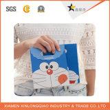손잡이를 가진 최신 판매 귀여운 디자인 주문 종이 봉지