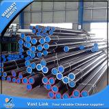 API 5L GR. Tubo de acero inconsútil de carbón de B para el gas