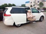 Asiento eléctrico giratorio Auto en monovolumen con la carga de 150 kg