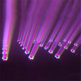 Bewegliches Auge der DJ-Stadiums-Beleuchtung-6X15W LED des Kopf-B