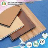Mur d'usine de la Chine et matériau bon marché de décoration de plafond, plafond de PVC, panneau de mur de PVC DC-35