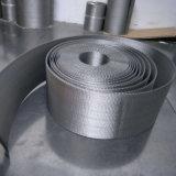 Automatic de malla de alambre de acero inoxidable o correa para la filtración
