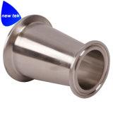 衛生クランプ風変りな減力剤のステンレス鋼304 316L