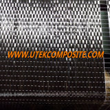 tessuto unidirezionale della fibra del carbonio 200GSM di 30cm per costruzione