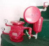 Válvula de verificación de la alarma, válvula de alarma mojada
