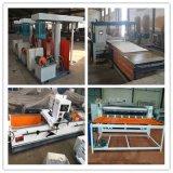 木工業のための合板の生産ライン