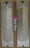Vt10 격판덮개 ISO9000 증명서를 위한 열교환기 격판덮개