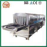 Machine van de Wasmachine van het Dienblad van de Was van het plastic Krat de Schoonmakende voor Industrie van het Voedsel