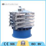 Setaccio di vibrazione di ceramica di separazione rotonda per la glassa ed il colore dei residui