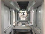 Cortadora del CNC para la ventana de aluminio del PVC Frofile