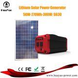 태양 전지판을%s 가진 휴대용 변환장치 발전기 태양 발전소