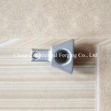Il getto e la precisione modellata forgiata di alluminio le parti della pressofusione