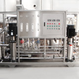 depuratore di acqua di osmosi d'inversione dell'acqua potabile di 1t 2t