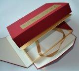 Rectángulo de papel de empaquetado del rectángulo del té del rectángulo del rectángulo plegable de alto nivel
