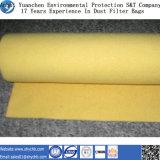 Fabrik geben direkt FMS-Staub-Filtertüte für Metallurgie-Industrie mit freier Probe an