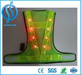 LED-Weste-Sicherheits-Weste reflektierend