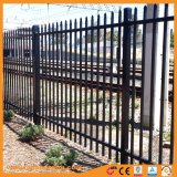 25X25X1.2mmの機密保護のやりの塀のパネル