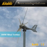 300W 24V Mini Wind Power Generatorの利点