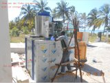 El agua de mar 5ton Flake Ice Machine
