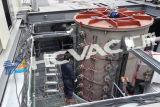 De Machine van de Deklaag van het Gouden Plateren van het Meubilair PVD van de Pijp van het Blad van het Roestvrij staal van China