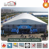 шатер выставки бортовой высоты 6m большой алюминиевый для сбывания Cocert