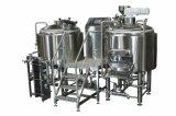 5bblマイクロまたはホーム販売のためのターンキービール醸造装置