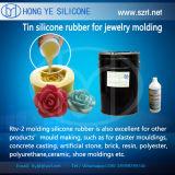 Resin Diamond Moldingのための注入Molding Silicone Rubber