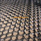 Пластичная поверхность Perforated Geocell HDPE