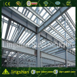 Diseño de Edificios Metálicos resistentes al fuego de la construcción de almacén de acero