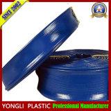 Boyau de PVC Layflat de 2 pouces/boyau plat étendu par PVC