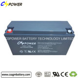 12V150ah Deep Cycle AGM Lead Acid Battery para UPS Inverter e Solar