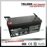 UL 12V200ah genehmigen nachladbare Solarbatterie