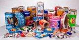 Voller automatischer Brot-Großhandelskuchen-horizontale Verpacken- der Lebensmittelmaschine