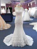 Aoliweiya Mermaid Backless vestidos de casamento