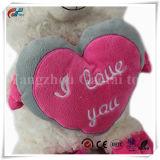 발렌타인 빨간 심혼 발렌타인 장난감을%s 가진 선물에 의하여 채워지는 몽구스 장난감