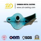 Maquinagem com forjagem de aço inoxidável para ferrovias