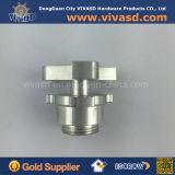 Perçage CNC en appuyant sur les pièces d'usinage de précision