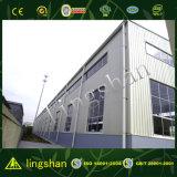 Estructuras de acero galvanizado en caliente de los edificios de diseño modular de arrojar