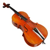 Qualitäts-professionelles handgemachtes geflammtes Cello 1/4-4/4