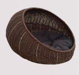 (BC-PK1001) Casa Handmade do animal de estimação do Rattan da alta qualidade