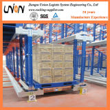 Efficiency e Manpower elevados Saving Shuttle Pallet Rack