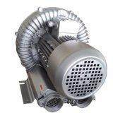 Ventilador de canal lateral para el tratamiento del agua aireación