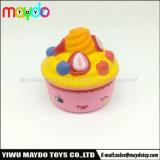 PU Squishy клубничный торт медленный рост игрушки для детей