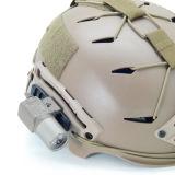 Luz tática montada de Airsoft dos Anbison-Esportes trilho compato