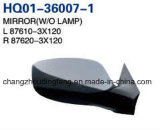 Automobile/specchi dell'ala/Parte-Posteriore-Vista dell'automobile per Hyundai Elantra Avante 2011-2013 OEM#87610-3X120/87620-3X120